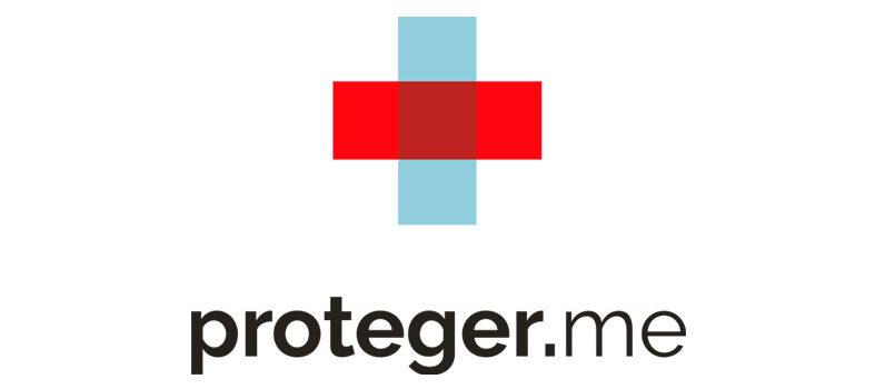 logotipo Proteger.me